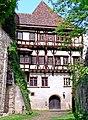 Schloss und Kloster Bebenhausen --- Kapfscher Bau --- Baden-Württemberg (7649708094).jpg