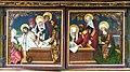 Schwabach Stadtkirche - Hochaltar Predella Grablegung 1.jpg