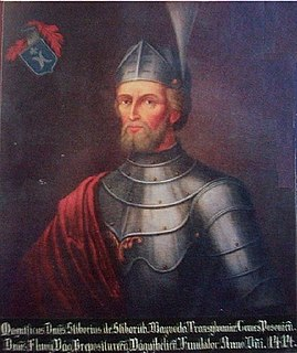 Stibor of Stiboricz 14th and 15th-century Hungarian noble