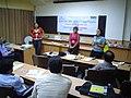 Science Career Ladder Workshop - Indo-US Exchange Programme - Science City - Kolkata 2008-09-17 01412.JPG