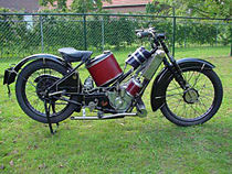 Scott Flying Squirrel 600 cc 1927