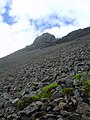 Scree on the slopes of Great Gable - geograph.org.uk - 549061.jpg