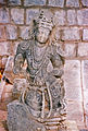 Sculpture at Siddhesvara temple at Haveri.JPG