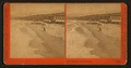 Sea Bathing, Santa Monica, by Watkins, Carleton E., 1829-1916.png