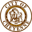 Seal of Cheyenne, Wyoming.png