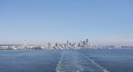 Seattle downtown from Elliott Bay 9.jpg