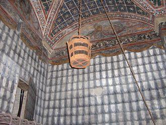 Alessandro Tassoni - The Stolen Bucket, inside the Ghirlandina Tower