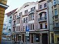 Secesyjna kamienica na Dworcowej w Bydgoszczy.JPG