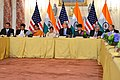 Secretaries Kerry, Pritzker, and Moniz Participate in the U.S.-India Joint Strategic and Commercial Dialogue Opening Plenary in Washington (21617761822).jpg