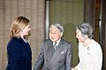 Secretary Clinton Greets Their Majesties.jpg
