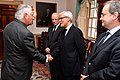 Secretary Tillerson Greets Portuguese Ambassador Domingos Fezas Vital Before His Meeting With Portuguese Foreign Minister Augusto Santos Silva in Washington (35396794423).jpg