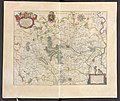 Secvnda Pars Brabantiæ - Atlas Maior, vol 4, map 4 - Joan Blaeu, 1667 - BL 114.h(star).4.(4).jpg