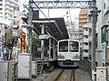 Seibu Kuha1258 at Kokubunji Station 201805.jpg