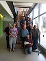 Seniors Wikipedia Editing Course, Group Photo.jpg