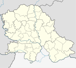 Alibunar is located in Vojvodina