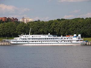 Sergei Yesenin in North River Port 25-jun-2012 04.JPG