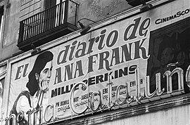 El Diario De Ana Frank Película Wikipedia La Enciclopedia Libre