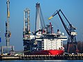 Seven Borealis (ship, 2012) IMO 9452787 at Verolme, Welplaathaven.jpg