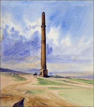 Shamkir District - Minaret in Shamkir