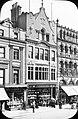 Sharman & Neill brush gold ornaments & Antique models. Jeweller-Diamond Merchants, Belfast. Standard Life above shop. (22750034970).jpg