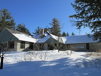 Sharon, New Hampshire - Image: Sharon Arts Center, Sharon NH