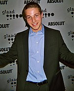 Shawn Pyfrom Shawn Pyfrom at 2007 GLAAD Awards.jpg