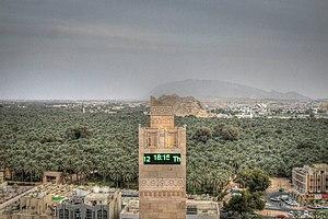 Sheikha Salama mosque - Alain