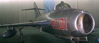 Shenyang J-5 - Shenyang J-5
