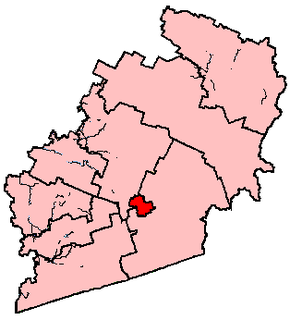Sherbrooke (electoral district) federal electoral district of Canada