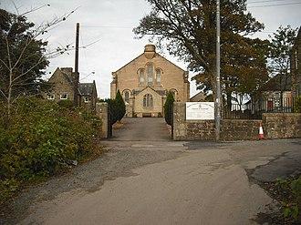 Shotts - Shotts Calderhead- Erskine Parish Church