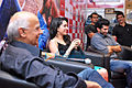 Shraddha Kapoor at promotions of Aashiqui 2 in Ahmedabad 2.jpg