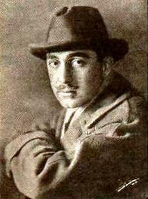 Sidney Franklin (director) - Franklin in 1920
