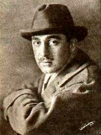 Sidney Franklin (director) - Franklin in 1920