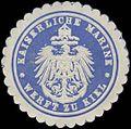 Siegelmarke Kaiserliche Marine Werft zu Kiel W0331776.jpg