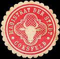 Siegelmarke Magistrat der Stadt - Coesfeld W0205051.jpg