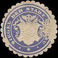 Siegelmarke Siegel der Stadt Buckau W0363292.jpg