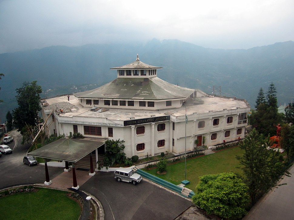 Sikkim Assembly Gangtok