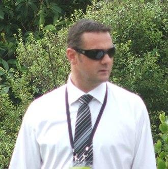 Simon Doull - Image: Simon Doull 2008