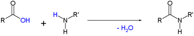 Amide bond formation