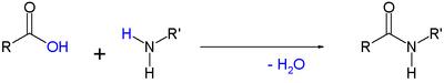 Amide bond formation