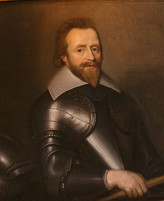 Coote baronets - Circle of Cornelius Johnson, Sir Charles Coote, 1st Baronet, ca. 1630