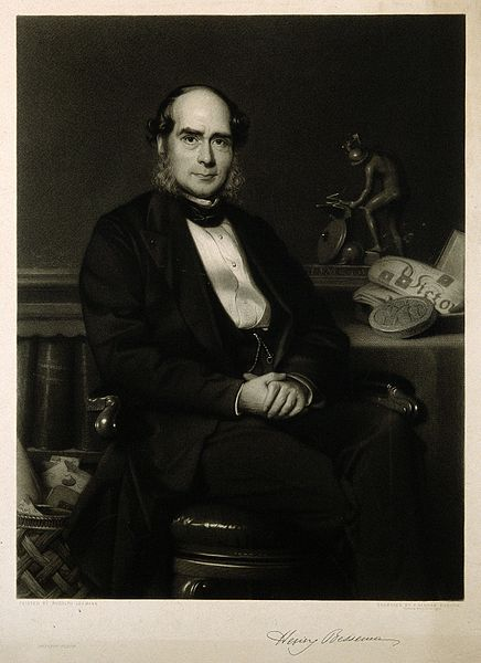 File:Sir Henry Bessemer. Mezzotint by T. O. Barlow after R. Lehma Wellcome V0006451.jpg