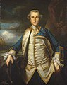 Sir Joshua Reynolds - Portrait of Captain Alexander Hood 2005 CKS 07197 0025.jpg