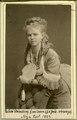 Siri Strindberg, porträtt - SMV - H8 044.tif