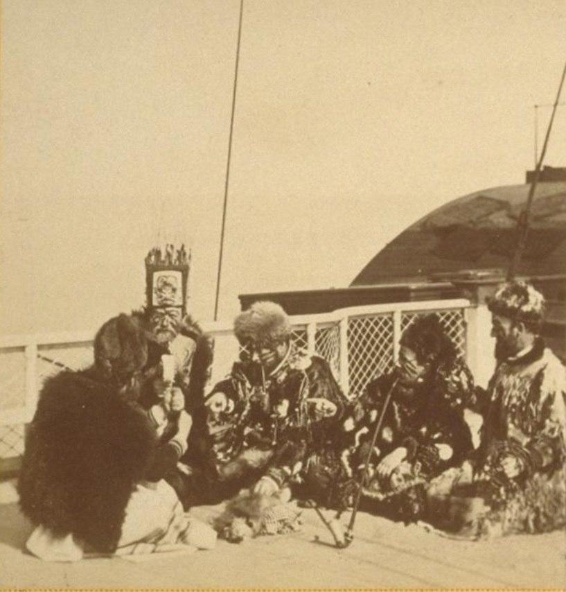 Sitka chiefs 1868
