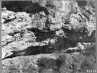 Battle of Salt River Canyon - Skeleton Cave