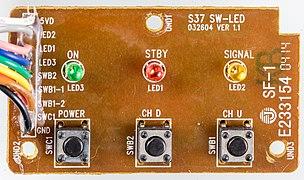 Skymaster DT 500 - control panel PCB-91720.jpg