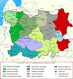 Smolensk Voivodeship within Lithuania in the 17th century.png