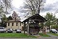 Snohomish, WA - log pavilion & Carnegie Library.jpg