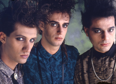 Picture of a band or musician: Soda Stereo